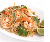 healthy pad thai recipe