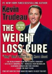 weight loss cure by kevin trudeau review