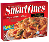 weight watchers smart ones dragon shrimp lo mein